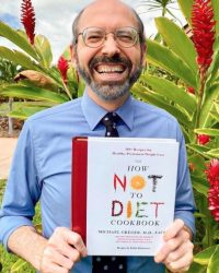 Photo of Dr. Greger